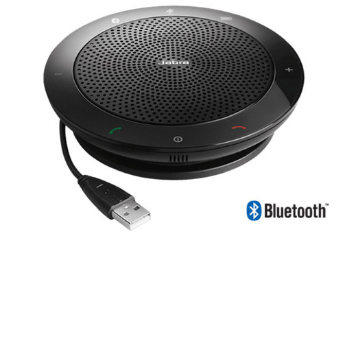 Jabra Speak 510 UC Speakerphone for Zoom Room