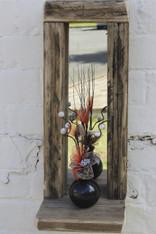 4 x Garden Candle Mirror