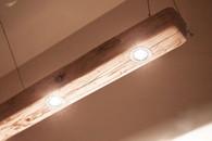 Reclaimed Rustic  Beam Lighting Unit