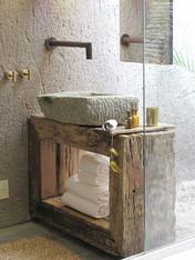 Baño wash stand