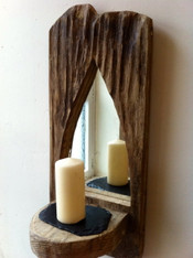 Hand Crafted in with selected Driftwood