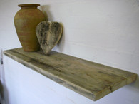 Natural Driftwood Shelf