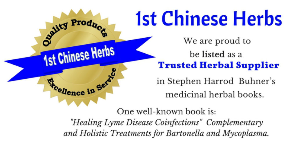 1st Chinese Herbs - Trusted Medicinal Herb Supplier