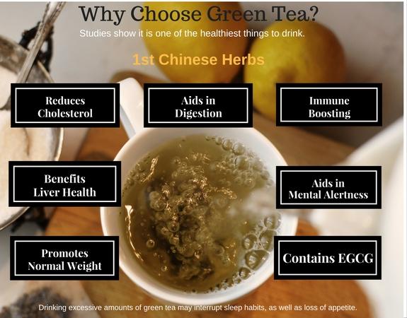 Choosing Oolong tea