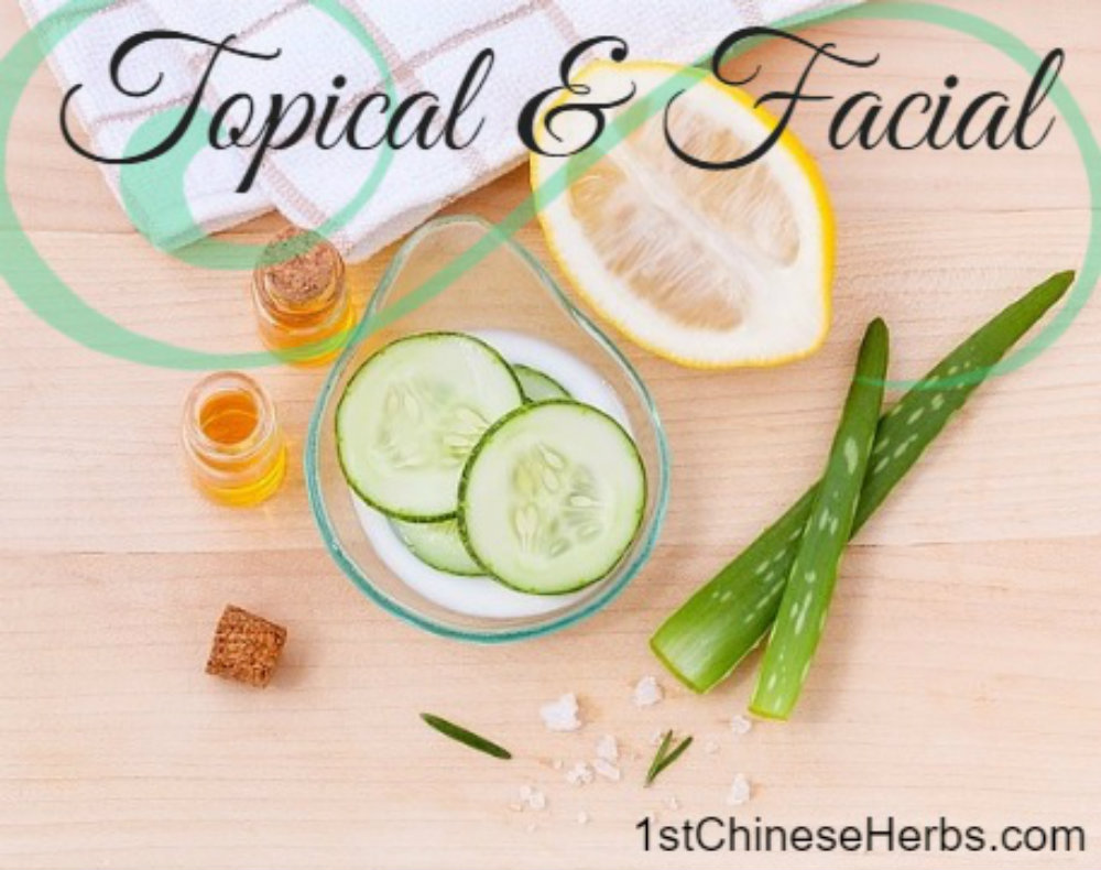 Topical & Facial by 1stChineseHerbs