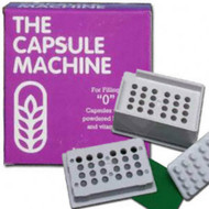 "Capsule Maker Machine  Size ""0"""