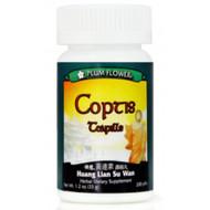 Coptis (Huang Lian Su Wan) Plum Flower Teapills 200 ct