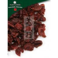 Dogwood Fruit / Cornus Fruit (Shan Zhu Yu) - Whole Form 1 lb - Plum Flower Brand