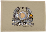 Custom Duct Tape Patrol Patch Flag with Colored Wings (SP5766)