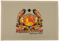 Custom Phoenix Head Patrol Patch Flag with Colored Wings (SP5756)