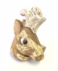 Wood Badge® Antelope Neckerchief Slide