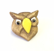Wood Badge® Owl Neckerchief Slide