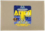 Custom Alien Patrol Flag (SP5955)