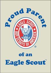 Proud Parent of an Eagle Scout Magnet