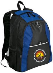 Contrast Honeycomb Backpack - Camp V-Bar*