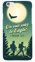 On Our Way To Eagle Troop Phone Case SP6827