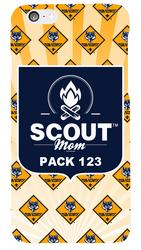 Scout Mom Cub Scout Phone Case SP6833