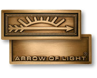 Arrow of Light Coin