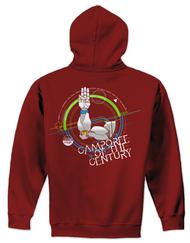 50/50 Hooded Sweatshirt -  GTBAC Camporee 2018