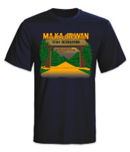 Wicking Short Sleeve Tee - Ma-Ka-Ja-Wan Scout Reservation 2018