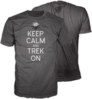 Keep Calm and Trek On T-shirt - Philmont (SP5033F/5038B)