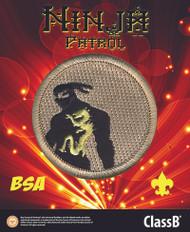 Ninja Large Patrol Sticker (SP4696)