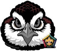 Wood Badge Bobwhite Car Window Sticker (SP5393)