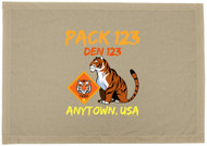 Custom Tiger Den Flag (SP4925)