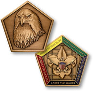 Wood Badge® Eagle Medallion