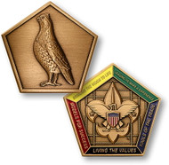 Wood Badge® Bobwhite Medallion