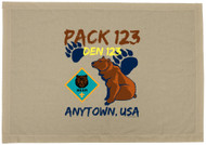 Custom Bear Den Flag (SP4922)