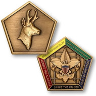 Wood Badge® Antelope Medallion