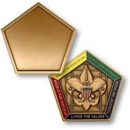 Wood Badge® Values Medallion
