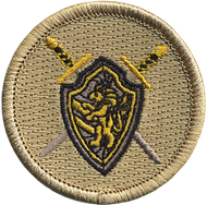 Official Licensed Shield and Sword Patrol Patch