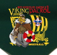 Custom Viking Patrol Neckerchief (SP2798)