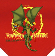 Custom Dragon Patrol Neckerchief (SP2715)
