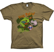 Custom Frog Patrol T-Shirt (SP2779)