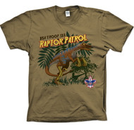 Custom Raptor Patrol T-Shirt (SP2717)