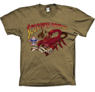 Custom Scorpion Patrol T-Shirt (SP2797)