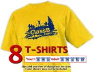Gildan® 50/50 Shirt Size Sample Kit