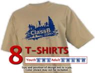 Gildan® 100% Cotton Shirt Size Sample Kit