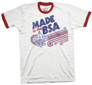 Made in the BSA T-shirt