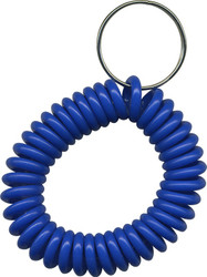Wrist Coils - Solid Royal Blue