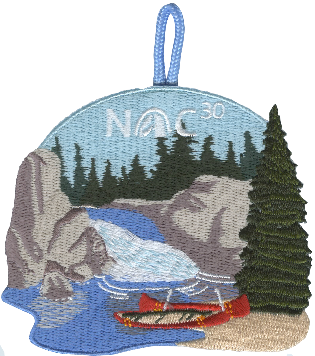Nights of Camping NOC - 30 Night Patch