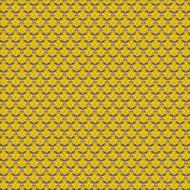 Fleur de Lis on Gold 12x12 Paper