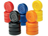 Pinewood Derby Official Wheel and Axle Set