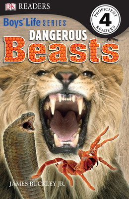 boys' life dangerous beasts activity book