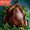 Jerk Smoked Turkey  - Christmas Delivery