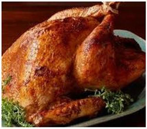 Cajun Turkey - Christmas Delivery