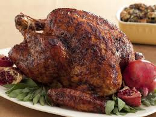 BBQ Turkey - Christmas Delivery